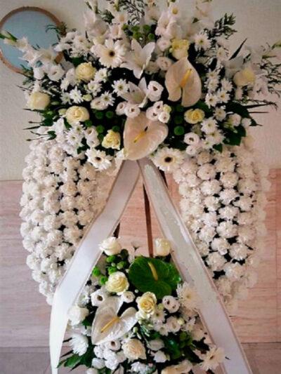Corona funeraria K6