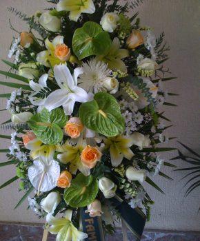 Comprar palma funeraria lujo tamaño grande G11