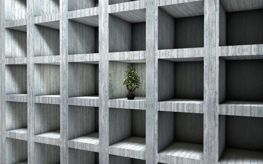 Columbario: qué diferencias hay con las tumbas y los nichos