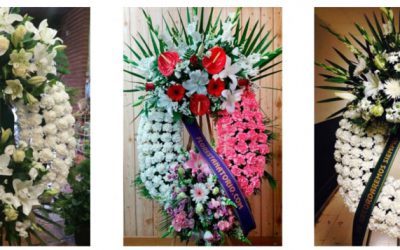 Qué tienen las coronas funerarias inolvidables