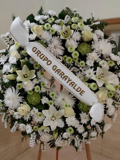 Corona Funeraria Grande