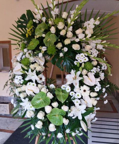 Coronas funerarias Madrid
