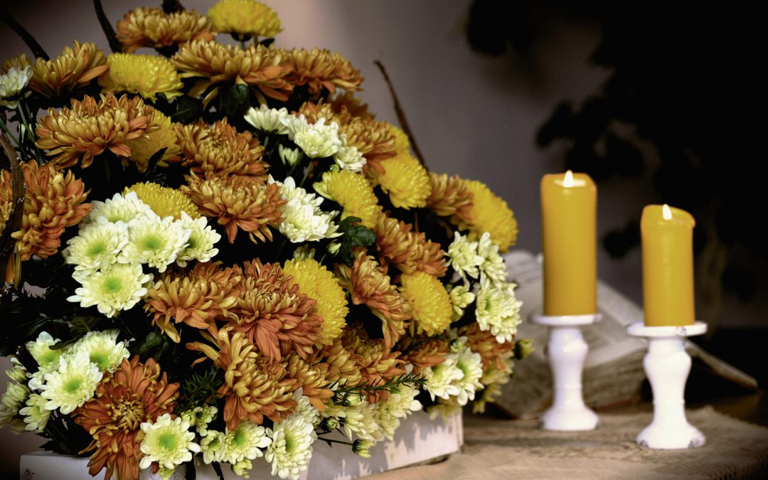 Mausoleo: qué flores son las más adecuadas