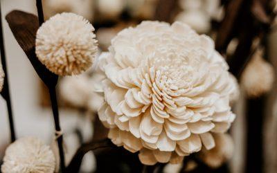 Centros de flores originales para cementerios