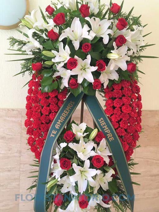 corona funeraria k25