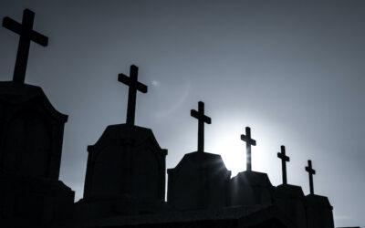 Qué es la muerte en la religión cristiana