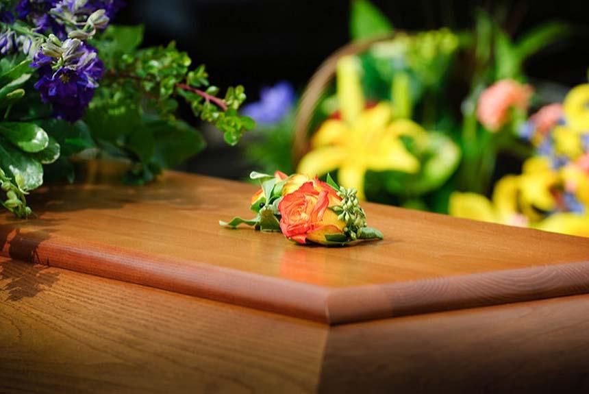 ¿Qué flores comprar para un funeral o tanatorio?