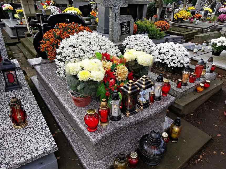floes cementerio