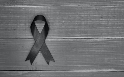 Por qué el color negro representa el luto