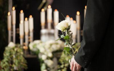 Cómo organizar un funeral
